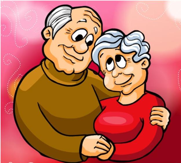 Поздравление свадьбы бабушке и дедушке
